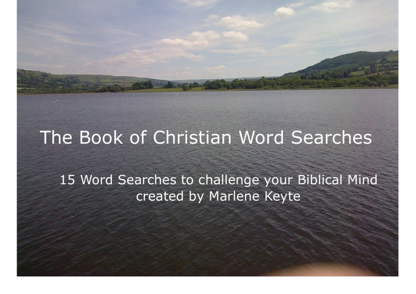Christian Word Searches – new E-Book